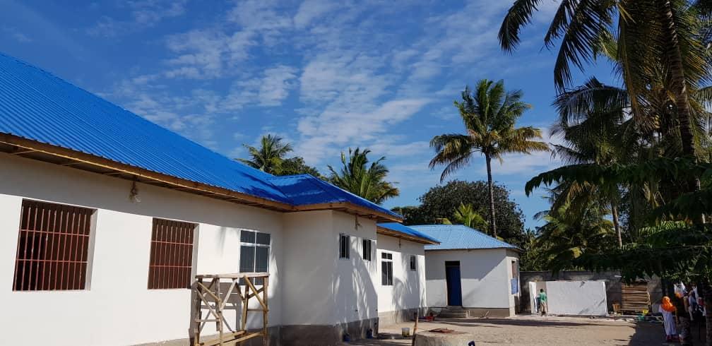 Amani Orphanage Renovation