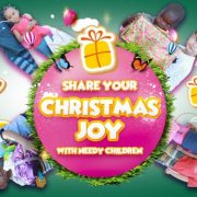 Share your christmas joy with needy children